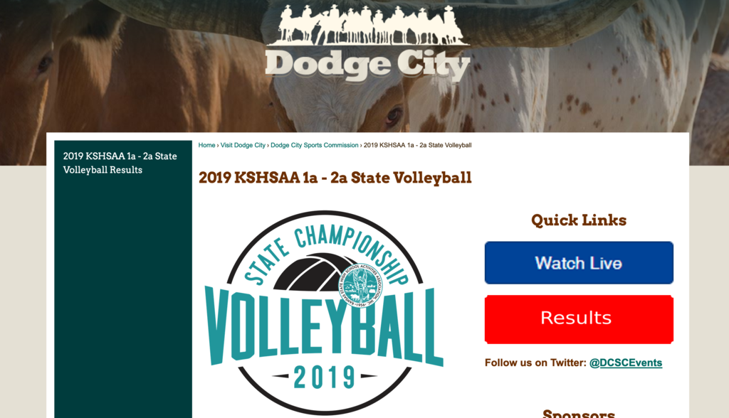 1a-2a state volleyball website
